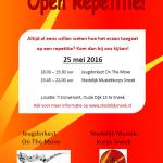 Open repetitie 2016